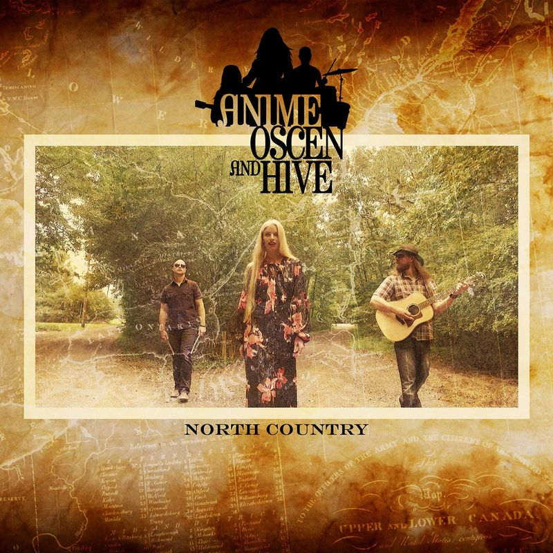 Anime Oscen & Hive - North Country